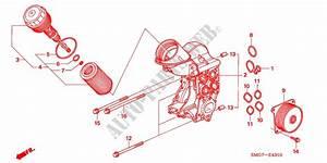 Oil Filter Case  Diesel  For Honda Cars Civic 2 2 Es 5