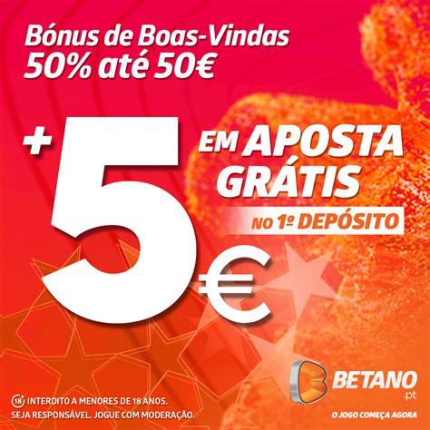 Punters who want great bonuses and useful features flock to this bookie. Betano Portugal já disponível! - Bónus Betano de 50% até 50€!
