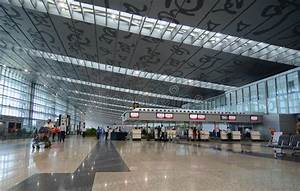 Kolkata airport editorial photography. Image of schedule ...