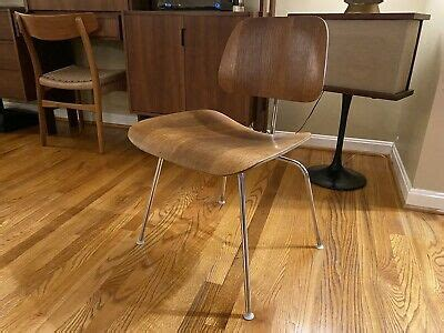 Vintage Ray and Charles Eames for Herman Miller DCM Chair ...
