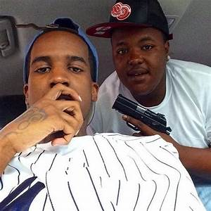 Lil Reese Posts Photo of Child Holding a Gun on Instagram