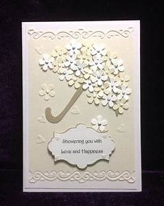 17 best images about craft ideas weddings on pinterest for Wedding shower cards