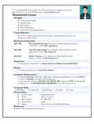 Resume Format For Mechanical Engineer Resume Format For Mechanical Standard Resume Format For Mechanical Engineers Pdf Uncategorized Samples With Free Download Mechanical Engineering Resume Format Samples With Free Download Mechanical Engineering Resume Format