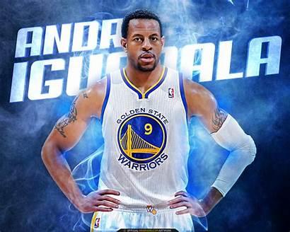 Andre Warriors Golden State Iguodala Ready Streetball