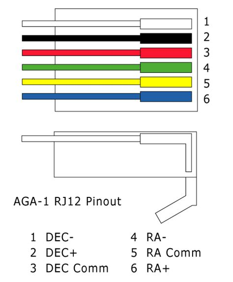 Rj 12 Wiring by Eu24 Pin Out Of Cable Replacement Cable Avaya Ip