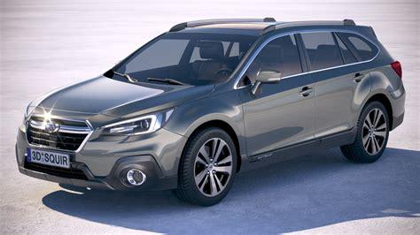 Subaru Outback Eu 2019