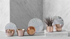 Deco Cuivre Rose : une d co tendance cuivre ros ~ Zukunftsfamilie.com Idées de Décoration