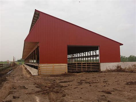 Cattle Barns Designs by 1000 Images About Monoslope Beef Barns On