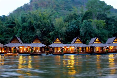 The Float House River Kwai, Thailand
