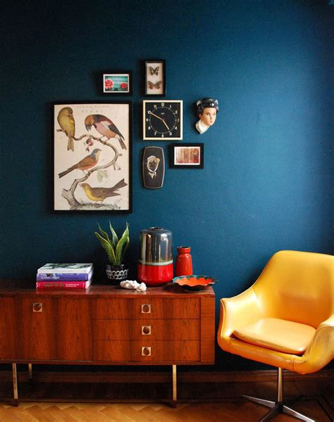 blue interior inspiration lobster and swan