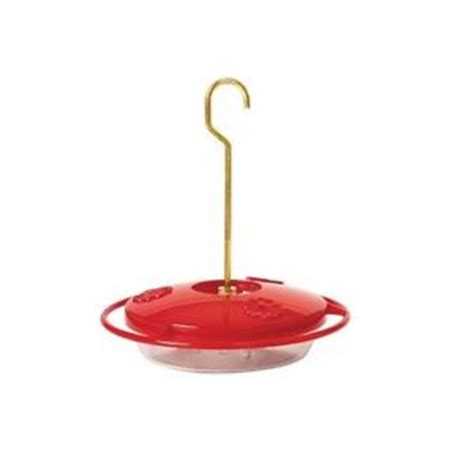aspects 153 mini hummzinger hummingbird feeder 8 ounce