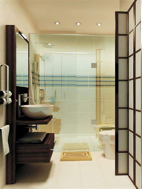 Small Bathrooms, Big Design  Bathroom Design Choose