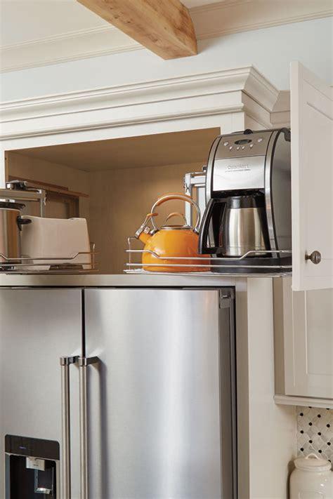 thomasville organization wall refrigerator pullout