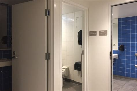 Gender Neutral Bathrooms On College Cuses by 80 Percent Of Nonresidential Penn Buildings Lack