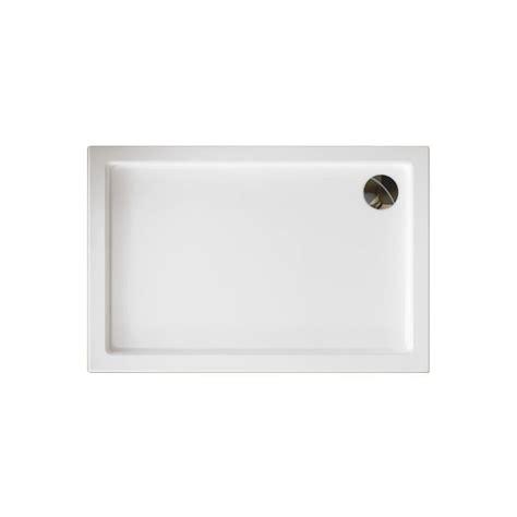 receveur de rectangulaire 90x120 cm acrylique water