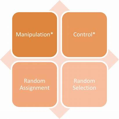 Random Manipulation Assignment Research Selection Experiments Module