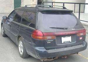 Subaru Legacy Questions