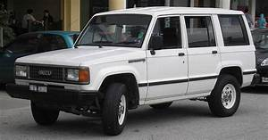 Isuzu Trooper  U2013 Wikipedia  Wolna Encyklopedia