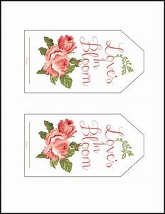 bridal shower printable gift tag oh my creative With bridal shower favor tags template