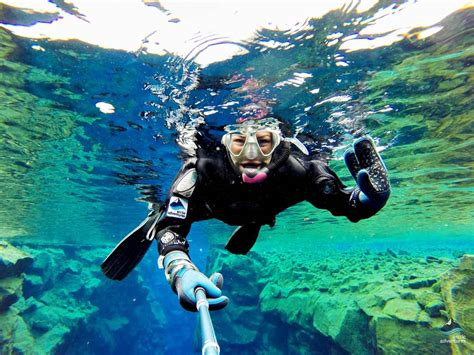 silfra fissure snorkeling day tour arctic adventures