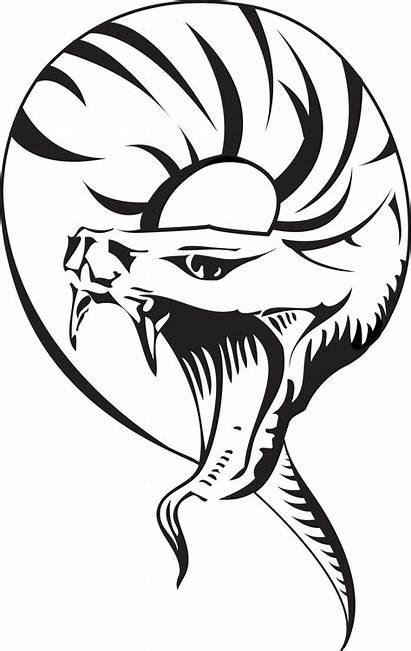 Tribal Tattoo Snake Head Designs Stencils Infinity