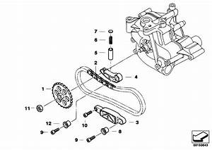 Original Parts For E60 M5 S85 Sedan    Engine   Lubrication