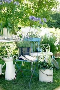 knus tuinhoekje cozy corner in the garden jardins With französischer balkon mit garten vintage