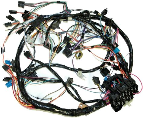 1978 Corvette Wiring Harnes Kit by 1981 Corvette Dash Wiring Harness For Cars With Automatic