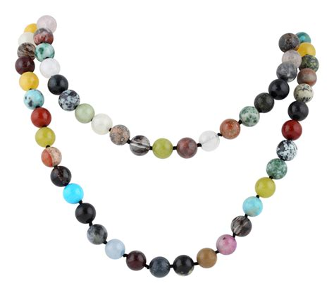 "32"" 8mm Multistones Round Gemstone Bead Necklace. Hrd Diamond. Baller Chains. Automatic Chains. Rebel Watches. Antique Vintage Rings. Jewelers. Roman Numerals Bracelet. Bat Pendant"