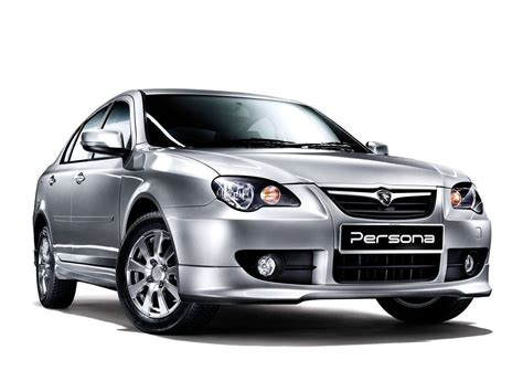 View Of Proton Persona 2010 Wallpaper