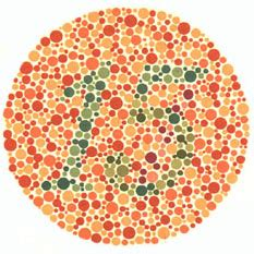 color blind test free ishihara s test for colour deficiency 38 plates edition