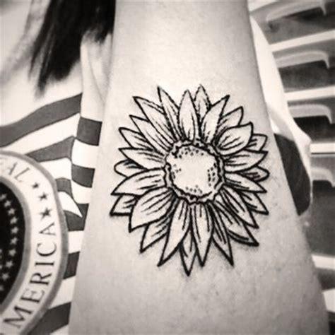 sunflower tattoo designs images  pinterest sunflower tattoos tattoo ideas  cute