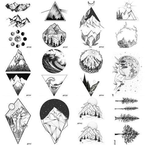 Geometric Tempotats