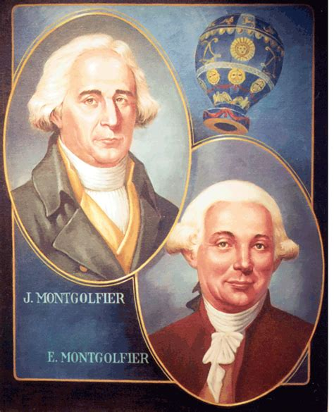 Joseph-Michel Montgolfier | This Day in Tech History