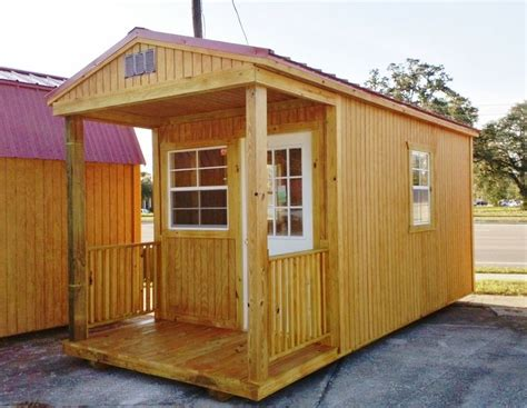 8x18 portable buildings sheds wood projects pinterest