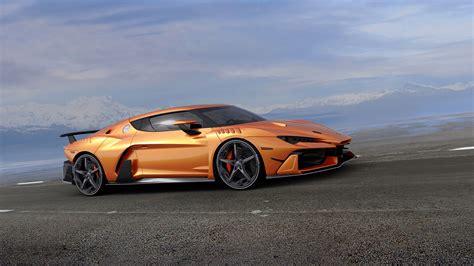 italdesign zerouno concept wallpaper hd car