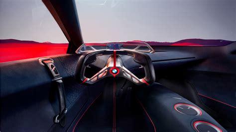 bmw vision     interior wallpaper hd car
