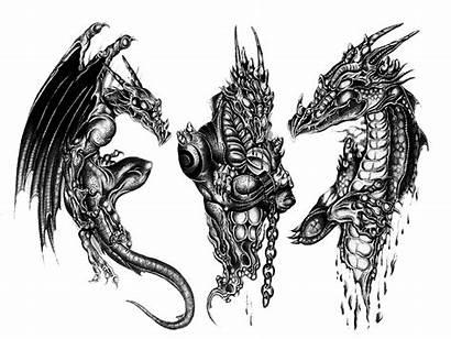 Dragon Tattoo Tatto Clip Svg Tattoos Arts