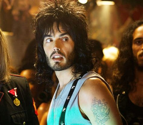 russell brand rock of ages russell brand rock of ages meet the movie s cast us