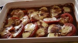 Nicoles Küchen Tv : berbackene mozzarella tomaten mit balsamicocreme ruck zuck youtube ~ A.2002-acura-tl-radio.info Haus und Dekorationen