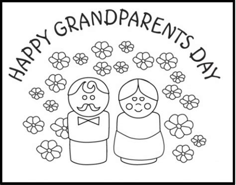 Coloring Pages For Grandparents