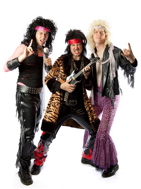 80u0026#39;s rock group costumeCreative Costumes