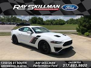 New 2020 Ford Mustang Roush RS3 2D Coupe in Greenwood #F0936 | Ray Skillman Ford