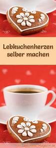 Lebkuchenherzen Selber Machen : lebkuchen mandelsplitter zum advents tee rezept rezepte pinterest plaetzchen kekse und ~ Frokenaadalensverden.com Haus und Dekorationen