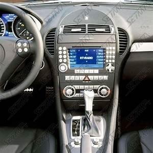 Mercedes Classe C 2006 : support autoradio 2 din mercedes classe c w203 2004 2007 slk 2004 2006 setma ~ Maxctalentgroup.com Avis de Voitures