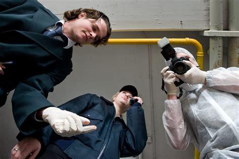 bachelors  forensic science  crime scene