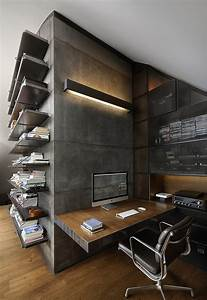 16, Inspirational, Industrial, Home, Office, Designs, That, Will, Let, You, Work, In, Comfort