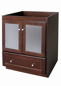 ronbow shaker 30quot vanity with bottom drawer vgd3021 With bathroom vanity with bottom drawer