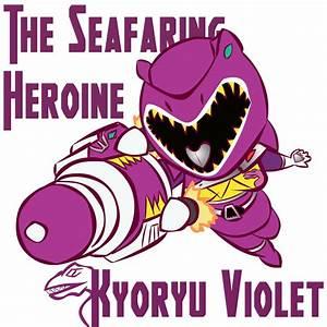 Kyoryu Violet Yayoi - ma