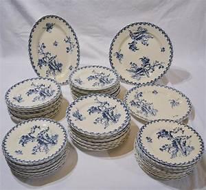 Service A Vaisselle : prix service de table gien ancien vaisselle maison ~ Teatrodelosmanantiales.com Idées de Décoration